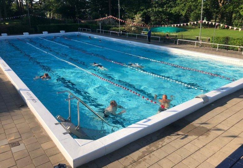 Zwembad Het Hessenbad