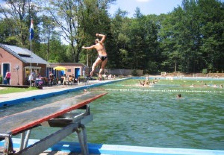 Zwembad Rekken